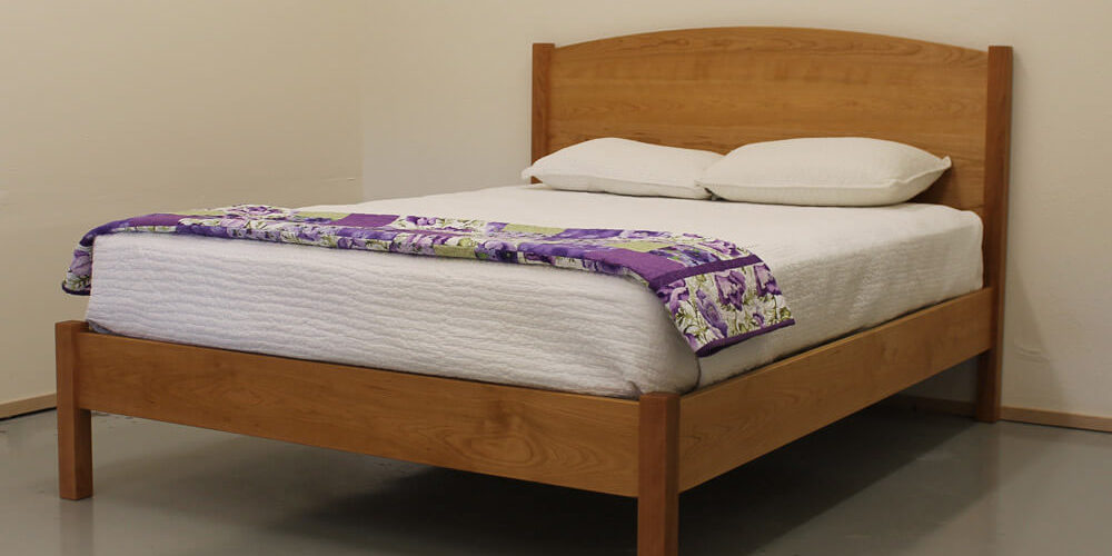 Shasta Bed Pacific Rim Woodworking