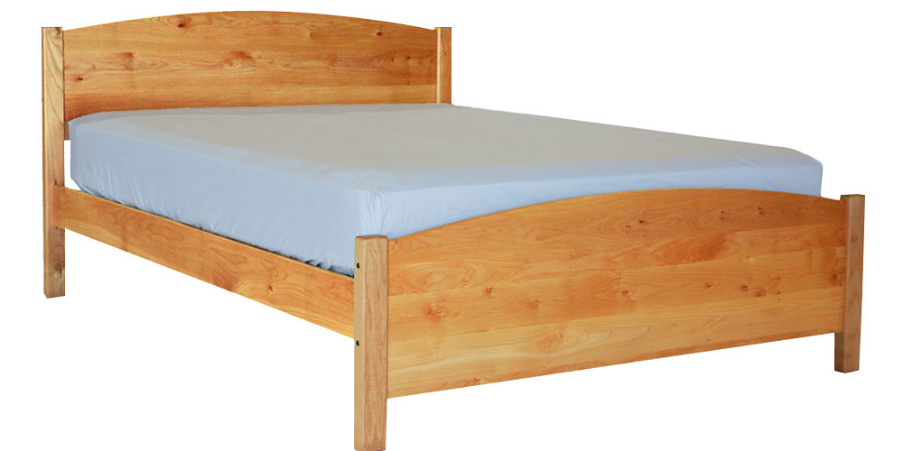 Classic Style Bed – Pacific Rim Woodworking