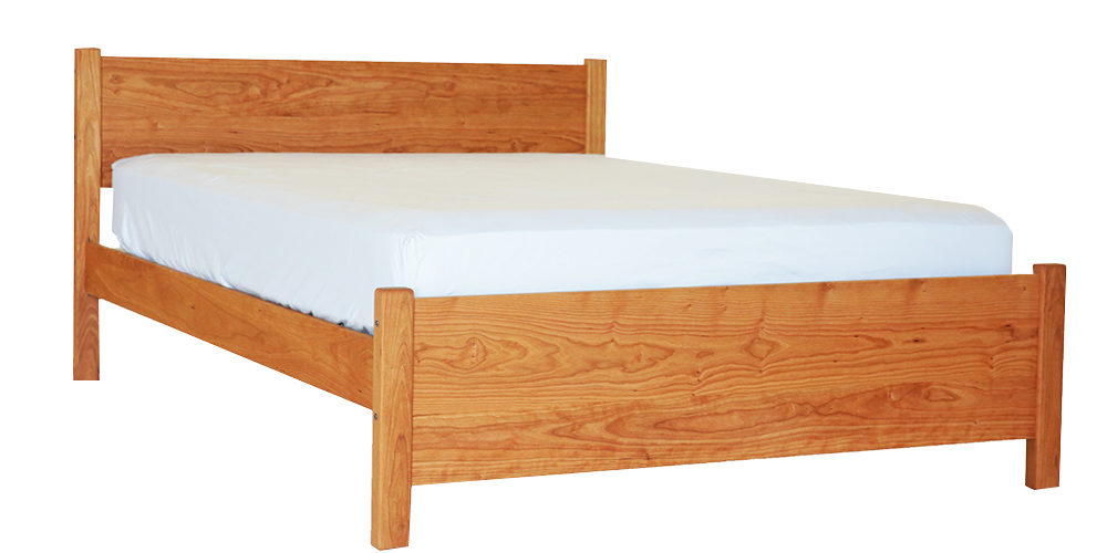 Silhouette Bed Pacific Rim Woodworking