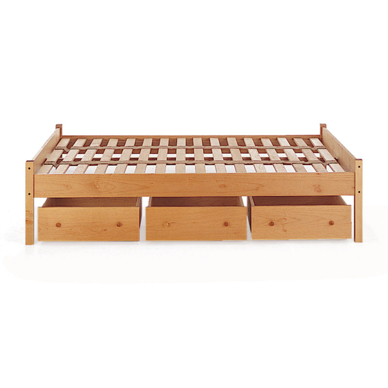 Underbed Drawers Pacific Rim Woodworking
